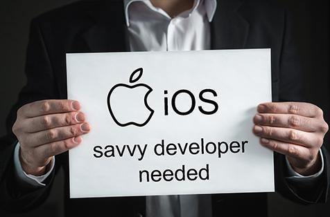 dezvoltatori iOS