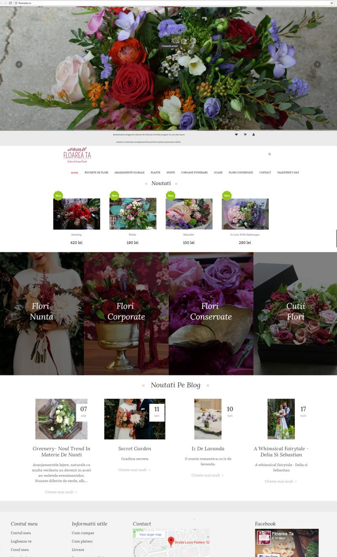 magazin online Floarea Ta 1