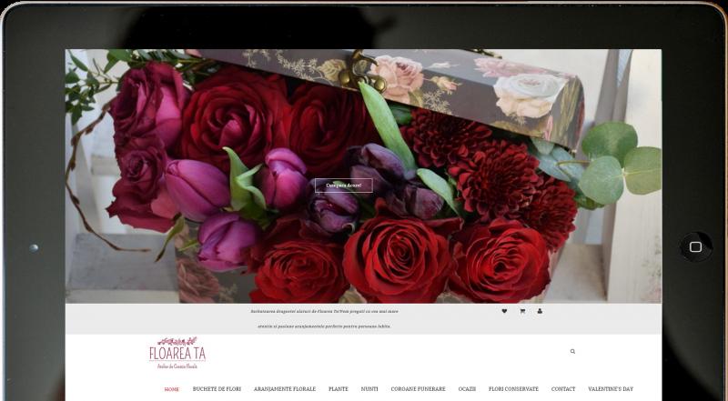 magazin online Floarea Ta 4