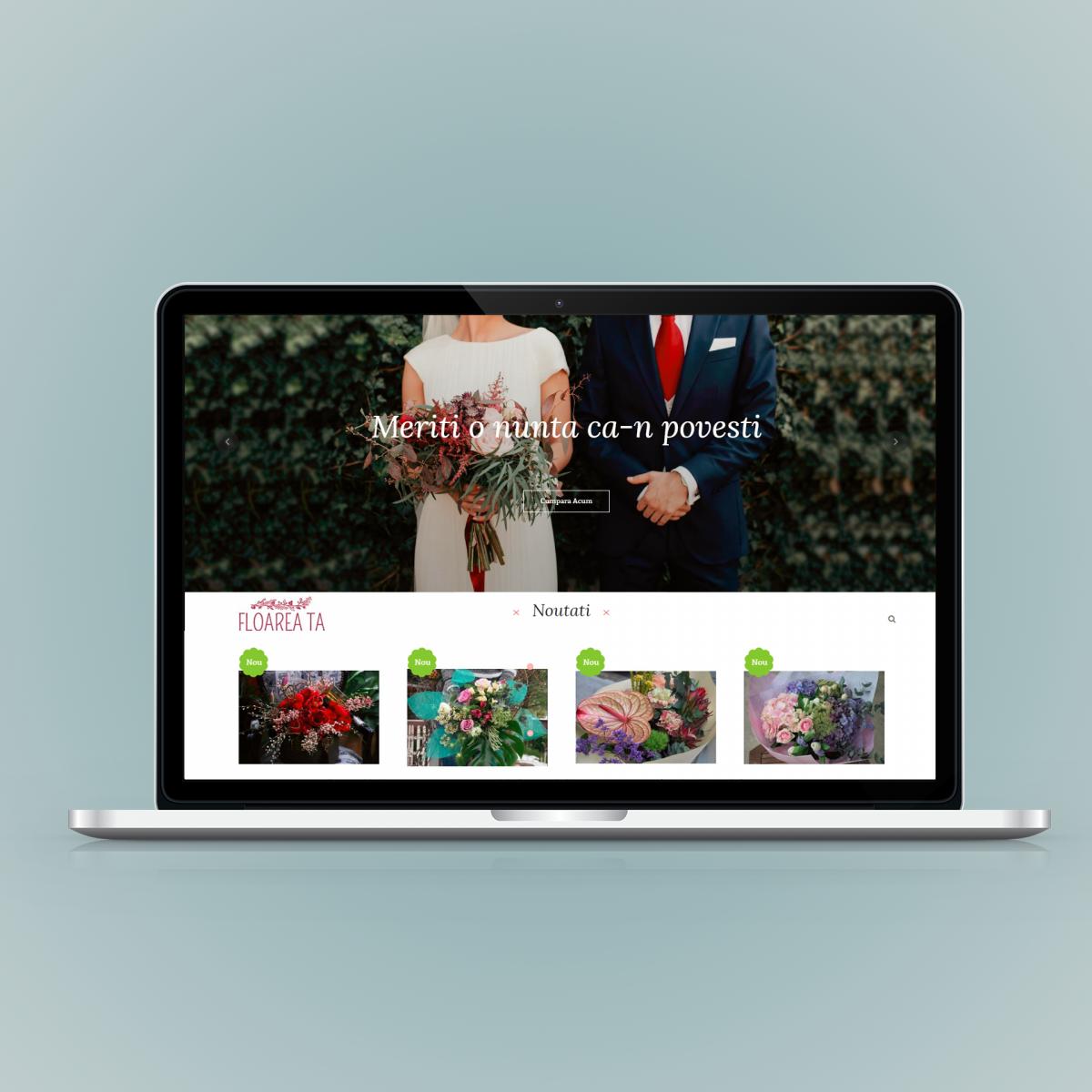 magazin online Floarea Ta - Transilvania Soft