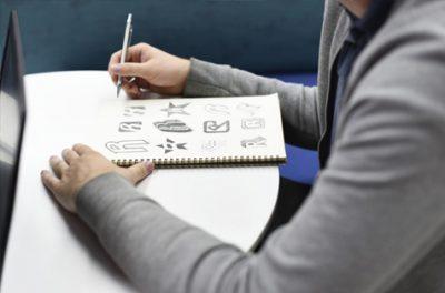 identitate vizuala logo