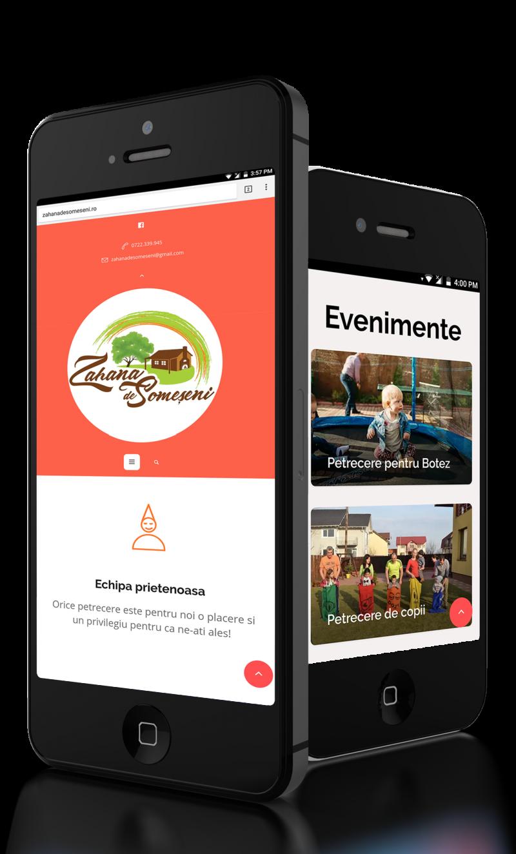 site prezentareZahana de Someseni_mobile