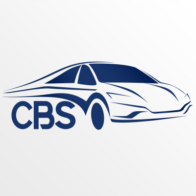 design logo sigla CBS