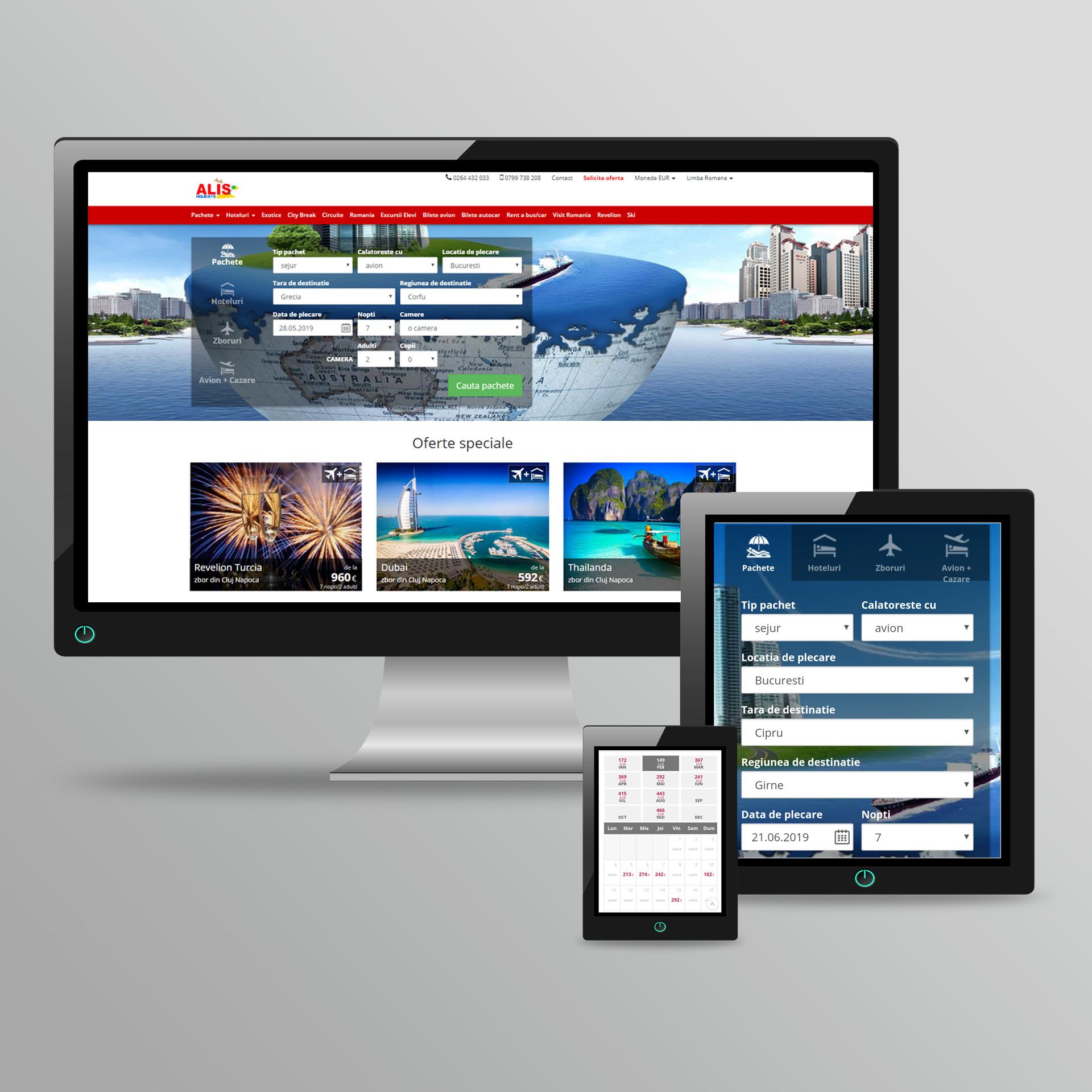 webdesign portofoliu motoare de cautare